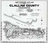 Index Map, Clallam County 1995